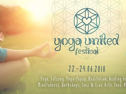 Yoga United Festival | Fr. 22.06. – So. 24.6.