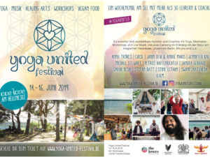 YOGAFESTIVAL YOGA UNITED 2019 | Fr. 14.06. – So. 16.06.